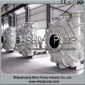 Wear Resistant Heavy Duty Slurry Pump for Gold Mining pictures & photos