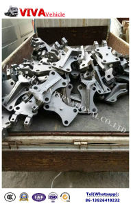 Truck Trailer Axle Bracket for Axle Suspension