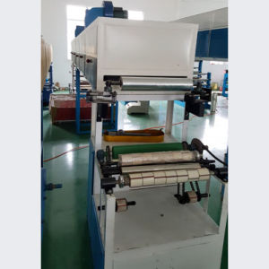 Electric Heating High Temperature Adhesive Tape Coating Machine pictures & photos