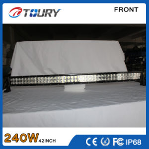 240W EMC LED Light Bar, 9-30V DC Osram Ce FCC Lighting Bar pictures & photos