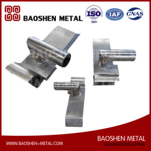 Sheet Metal Production Fabrication Stainless Steel Spare Parts Machinery Parts pictures & photos
