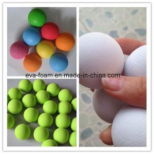 High Density Soft Yoga Massage Ball EVA Foam Fitness Ball 3′′ Diameter Blue Black Color pictures & photos