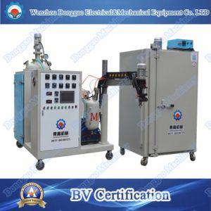 Oven Type High Temperature PU Elastomer Casting Machine pictures & photos