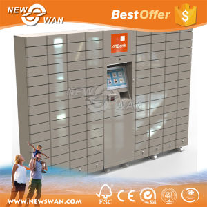 24 Hour Parcel Delivery Electronic Locker for Sale pictures & photos