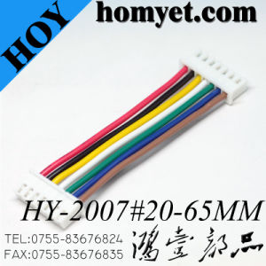 7 Pin 65mm Terminal Wire Terminal Cable Harness with Xh/pH Terminal pictures & photos