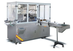 Automatic BOPP Transparent Film Over Wrapper Machine Wrapping Machine Packing Machine Package Machine for Cosmetic Box, Tea, Coffee, Sticky Note pictures & photos