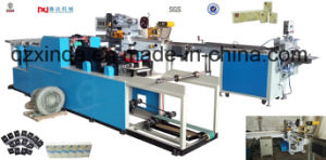 Paper Hanky Embossing Folding Production Line pictures & photos