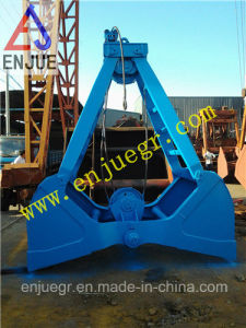 Mechincal Touch Open Clamshell Grab Bucket for Sale pictures & photos