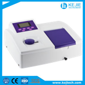 Smoother Appearance/LCD Display/Visible/UV Visible Spectrophotometer pictures & photos