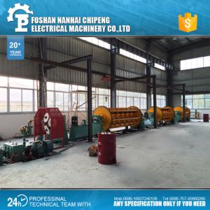 Low Price Cable&Electrical Steel Wire Rope Twister Stranding Machine pictures & photos