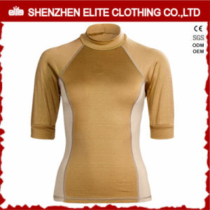 New Design Gold Women Rashguards Loose (ELTRGI-50) pictures & photos