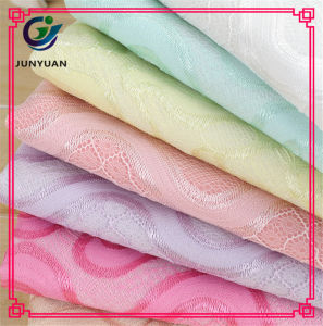 China Wholesale 100% Polyester Lace Fabric for Womens pictures & photos