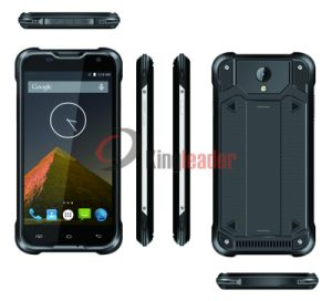 5.0inch HD IPS 4G Lte Tri-Proof IP68 Android6.0 Smartphone with Ce (KV5000) pictures & photos