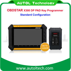 Obdstar X300 Dp Pad Tablet Key Programmer Standard Configuration pictures & photos