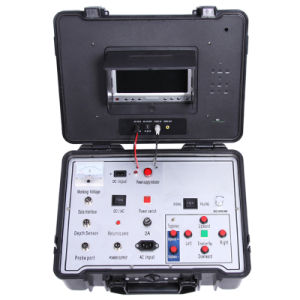 Underground Borehole Inspection Camera Cr110-7na with 75mm Diameter Camera with 120m to 3000m Cable pictures & photos