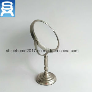 High Quality Acrylic Hand Cosmetic Bathroom Mirrors/Table Vanity Acrylic Mirror pictures & photos