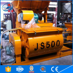 Small Type and Cheap Price Js500 Concrete Mixer pictures & photos
