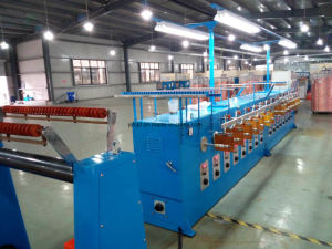 Copper Alloy Wire Annealing Tinning Machine (FC-T40) pictures & photos