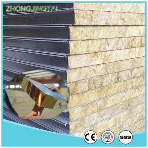 Fireproof Lightweight Metal Insulated EPS Sandwich Wall Panels (Australia standard) pictures & photos