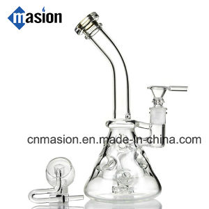 Recycler Oil Rig Glass Pipe(EY002) pictures & photos