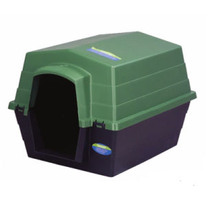Plastic Pet Kennel/Dog House Plastic Pet House pictures & photos