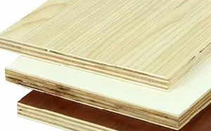 Construction Materials Poplar Core Plywood 18mm Pine Plywood pictures & photos