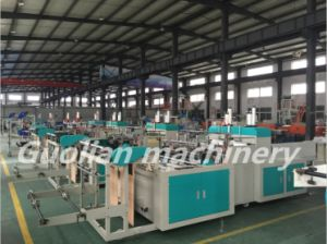 Taiwan Shopping Bag Making Machine pictures & photos