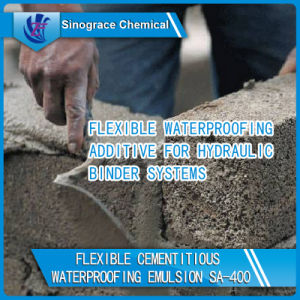 Flexible Cementitious Waterproofing Emulsion (SA-400) pictures & photos