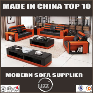 Newest Modern Living Room Leather Sofa From Lizz Furniture Lz 2188 pictures & photos