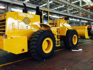High Quality 6ton, 3.5cbm Powerful Performance Wheel Loader pictures & photos