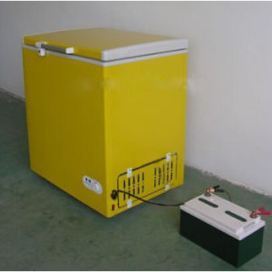 Mini Size Refrigerator Chest Freezer pictures & photos