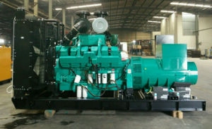 880kVA 704kw Cummins Power Diesel Generator Sets pictures & photos