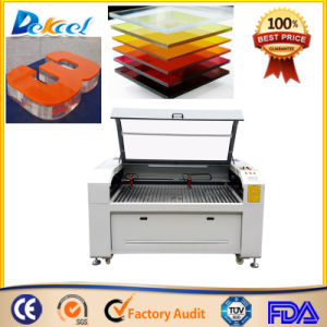 China Supplier 10-20mm Acrylic CNC Cutter CO2 Laser Cutting pictures & photos
