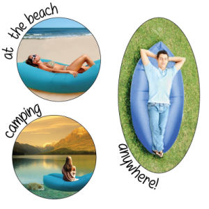 Lamzac Outdoor Inflatable Lazy Sofa pictures & photos