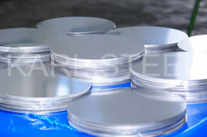 China High Quality 201 Grade Cold Rolled Stainless Steel Circle pictures & photos