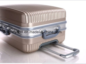 ABS PC 4 Wheels Trolley Business Travel Luggage Case (CY3579) pictures & photos