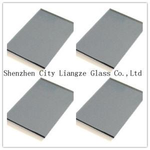 10mm Gray Tea Tinted Glass&Color Glass&Painted Glass for Decoration/Building pictures & photos