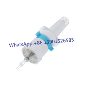 White Plastic Pharmaceutic Bottle with Oral Pump pictures & photos