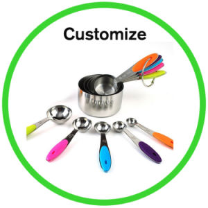 Stainless Steel Measuring Spoons Set pictures & photos
