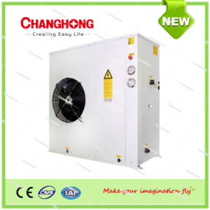 Central Air Conditioning Air Cooled Mini Chiller and Heat Pump Unit Air Cooler pictures & photos