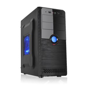 New Arriving Good Quality Standard Desktop ATX PC Case pictures & photos