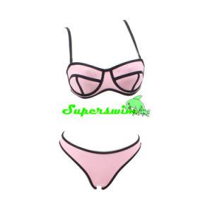 Manufacturing Samll Quantity Bikini as Per Customers′ Designs pictures & photos