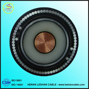 35kv 11kv High Tension Single Core XLPE Insulated Electric Power Cable Manufacturer pictures & photos