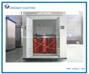High Frequency Transformer 11kv Containerized Distribution Transformer Compact Substation pictures & photos