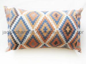 Printed Rectangular Cushion Diamond Sf01cu00156 pictures & photos