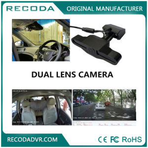 960p Dual Lens Night Vision Audio Vehicle Camera Support 140 Degree Wide Angle pictures & photos