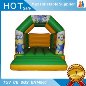 Family Garden Toy Inflatable Small Bouncer Moonwalk pictures & photos