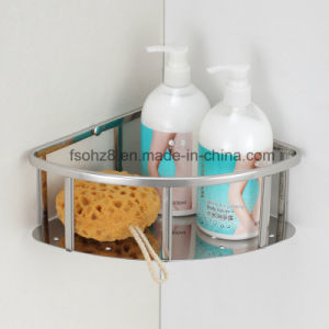 Bathroom Shampoo and Shower Holder Corner Hanging Basket (6603) pictures & photos