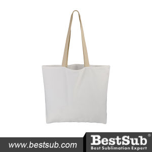 Canvas Tote Bag (White) (HBD10) pictures & photos
