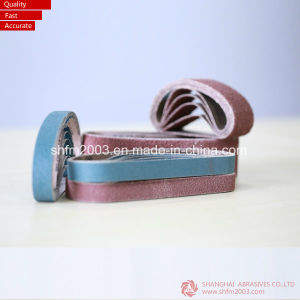 Wet and Dry Aluminum Oxide Abrasive Sanding Belt pictures & photos